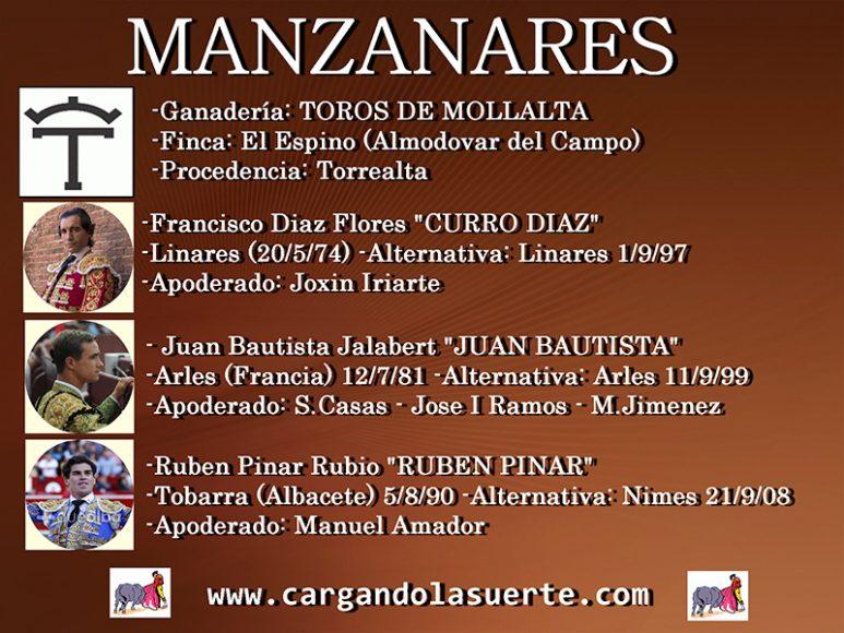 Plantilla-Manzanares