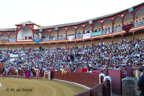 CIUDAD REAL TAURINO 2.017, A MODO RESUMEN