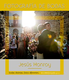 JESÚS MONROY – FOTOGRAFÍA DE BODAS
