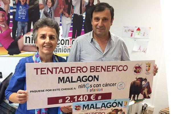 EL TENTADERO DE MALAGÓN UN ÉXITO MUY SOLIDARIO