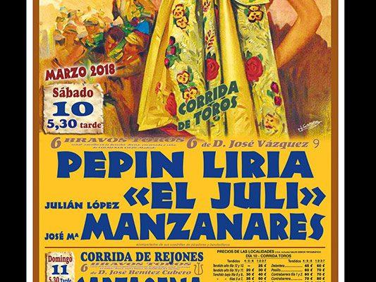 MaxiToro presenta una Feria del Milagro  de máximo relumbrón
