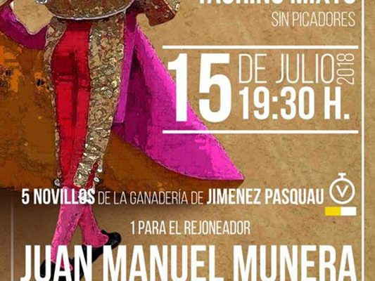 ESTA TARDE INTERESANTE FESTIVAL EN POZUELO DE CALATRAVA