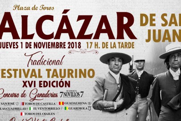 EL TRADICIONAL FESTIVAL TAURINO DE ALCÁZAR DE SAN JUAN YA TIENE GANADERÍAS