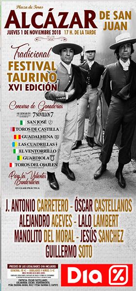 FESTIVAL TAURINO ALCÁZAR DE SAN JUAN