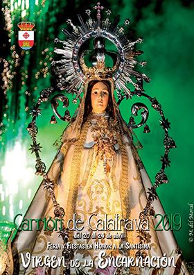 FERIA Y FIESTAS CARRIÓN DE CALATRAVA