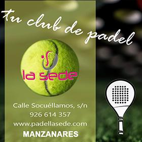 CLUB DE PADEL LA SEDE